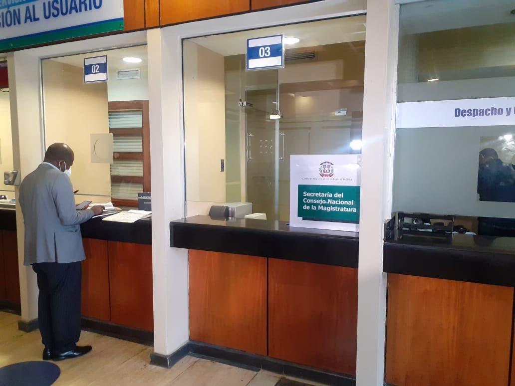 Inicia proceso de recepción de documentos en SCJ de aspirantes a jueces a ser evaluados por el CNM