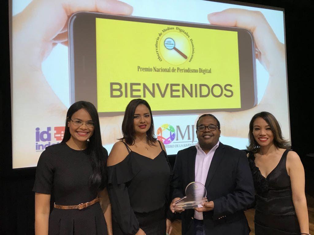 Observatorio de Medios Digitales revela nominados al Premio Nacional de Periodismo Digital 2020