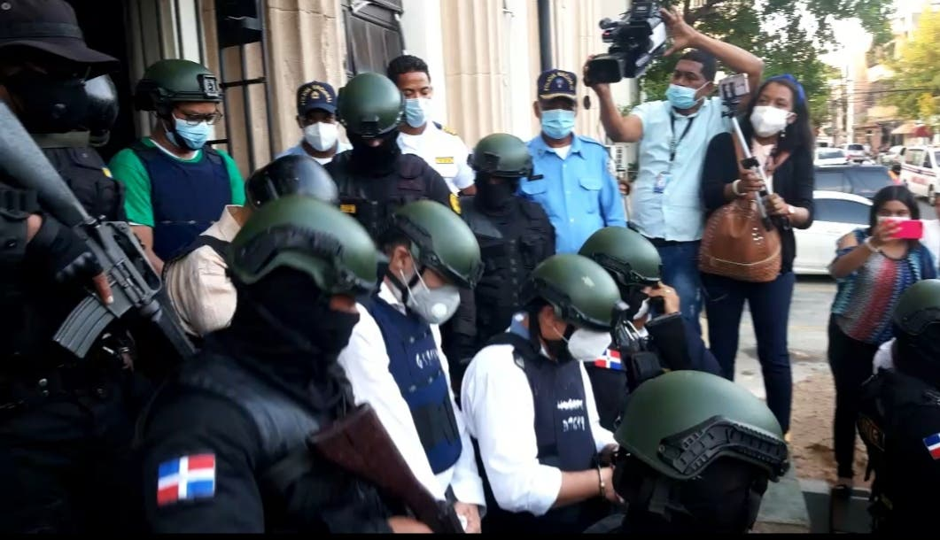 Arrestados por Operación Anti-Pulpo no se ven en la cárcel