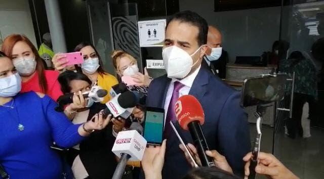 Secretario de asuntos jurídicos del PLD pide desligar organización de señalamientos por corrupción