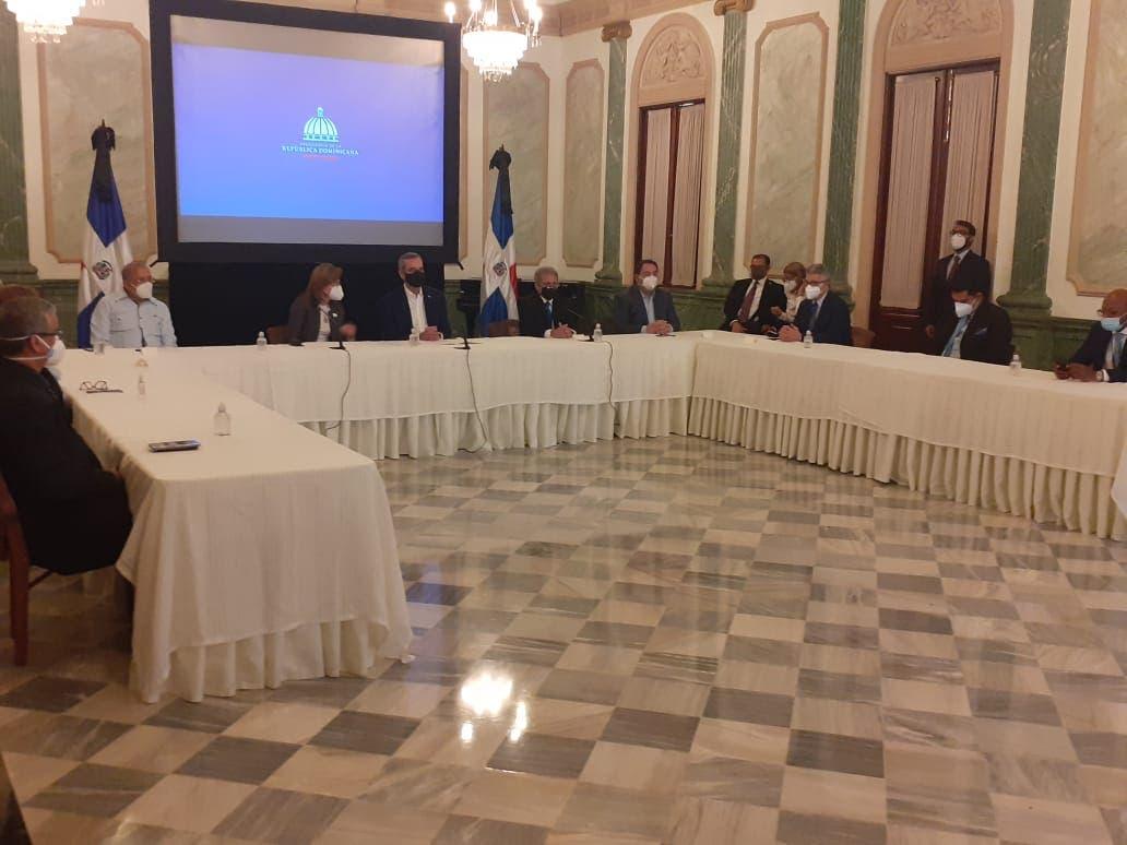 Acuerdo integro del Gobierno y CMD