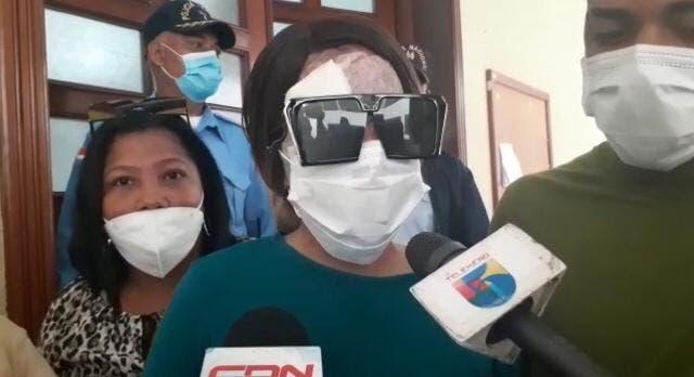 Tribunal dicta 30 años a cada implicado en la agresión con «ácido del diablo» a Yocairi Amarante