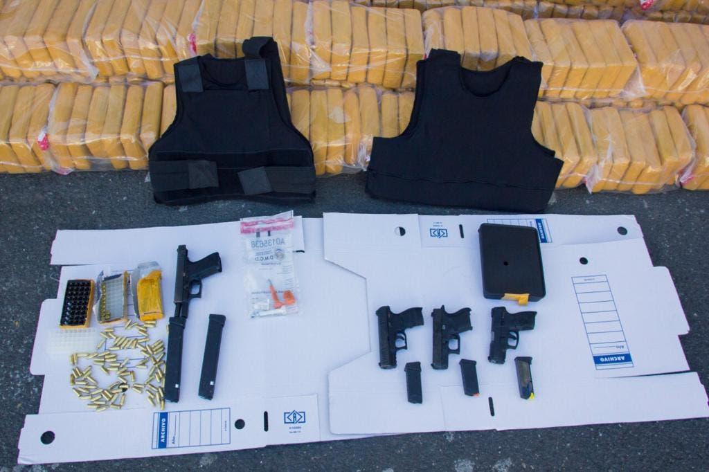 Puerto Caucedo: Llegan más de 1000 paquetes de cocaína camuflados en una carga de café