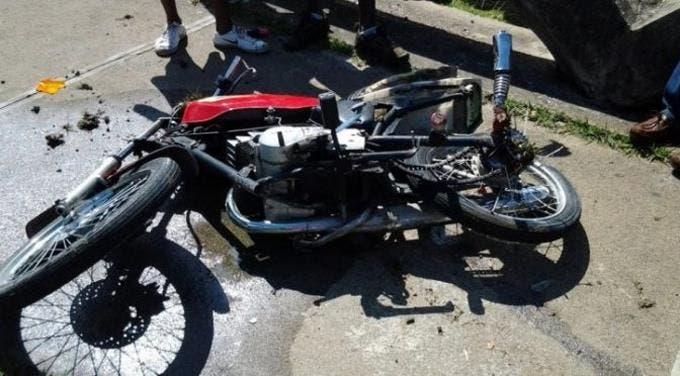 74 de los accidentes de tránsito durante Nochebuena involucran motocicletas