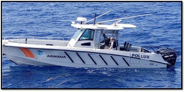 Rescatan 7 sobrevivientes y 5 cadáveres de embarcación que zozobró en La Altagracia