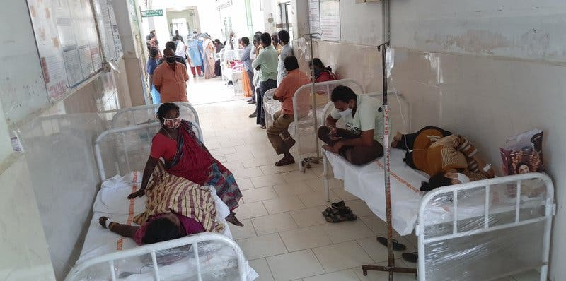 Misteriosa enfermedad deja 200 hospitalizados