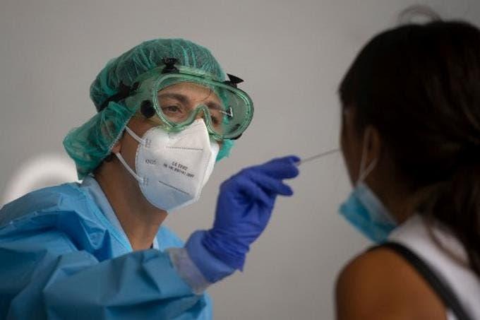 Santiago, GSD y el DN con los mayores contagios COVID-19; hay 317 nuevos casos