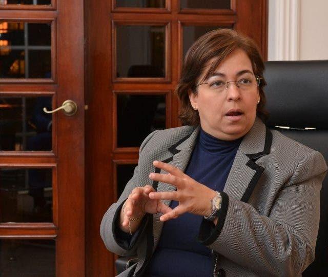 Dan alta médica a la magistrada Roxanna Reyes