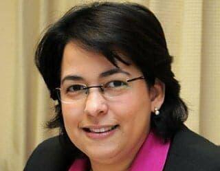 Magistrada Roxanna Reyes en recuperación tras presentar anemia