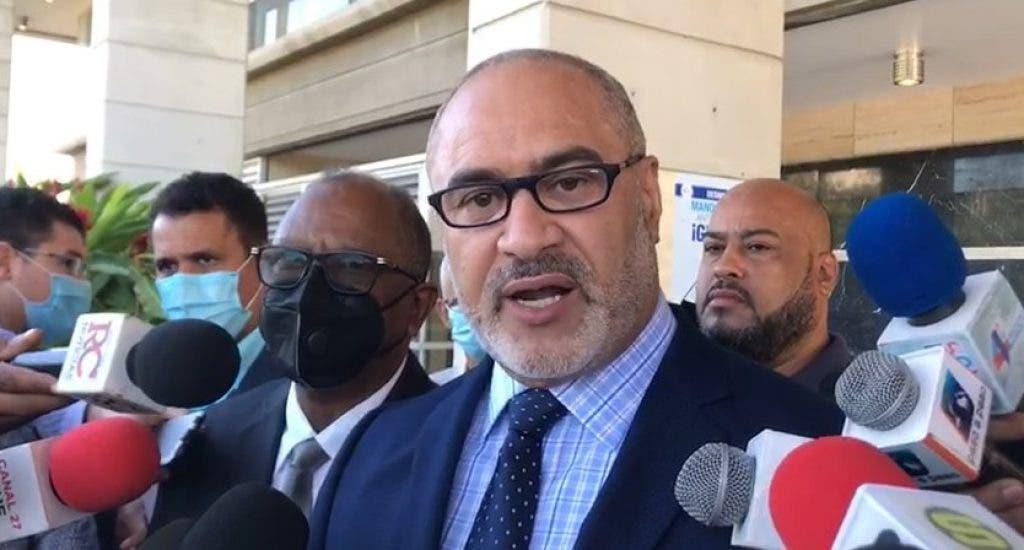 «Existe una mafia en el Ministerio de Interior y Policía», afirma Víctor Polanco