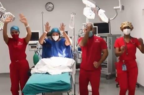Video: Bailan el #SantoDomingoChallenge en plena labor de parto