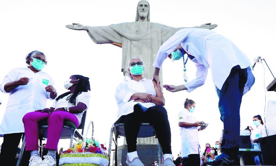 Brasil, segundo país mundo en superar 600 mil muertos