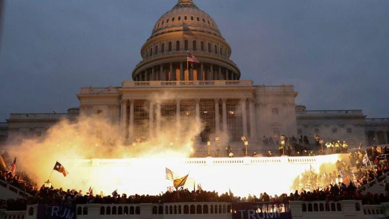 La condena de los congresistas por asalto al Capitolio de EEUU