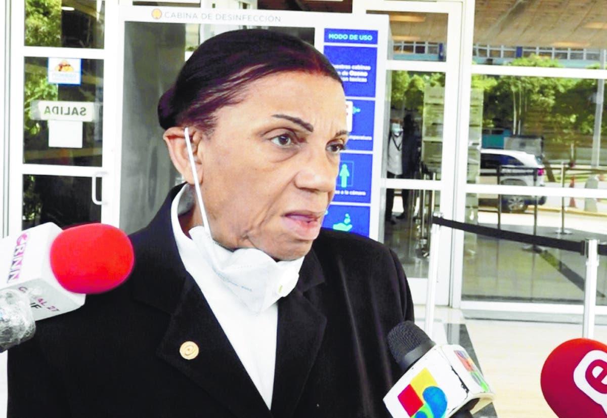 Margarita Melenciano, un muro de contención en la Cámara de Cuentas