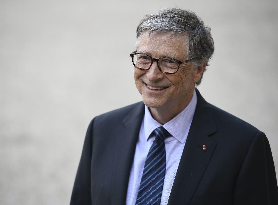 ¿Cuál sistema operativo usa Bill Gates en su celular?