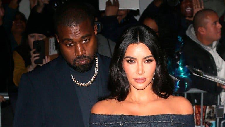 La impactante fortuna que está en juego si Kim Kardashian y Kanye West se divorcian