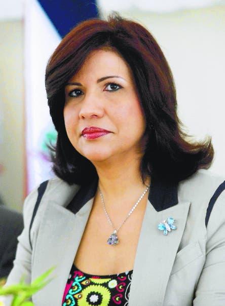 Margarita Cedeño: «Con hambre no se aprende»