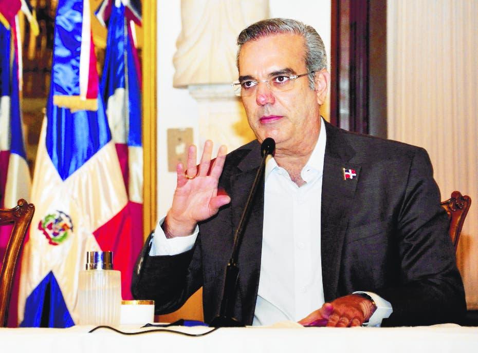 Luis Abinader dice  incentivos a empresas en frontera se mantendrán vigentes