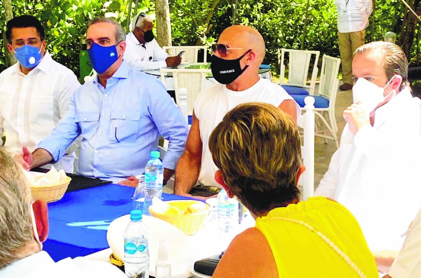 Gobierno entrega  planta de tratamiento aguas residuales