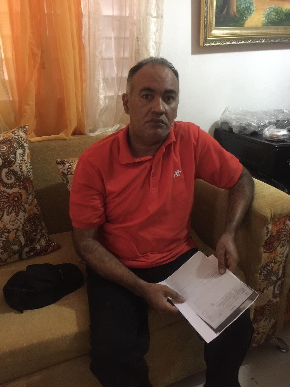 Padre de familia pide ayuda para costear medicamentos contra cáncer