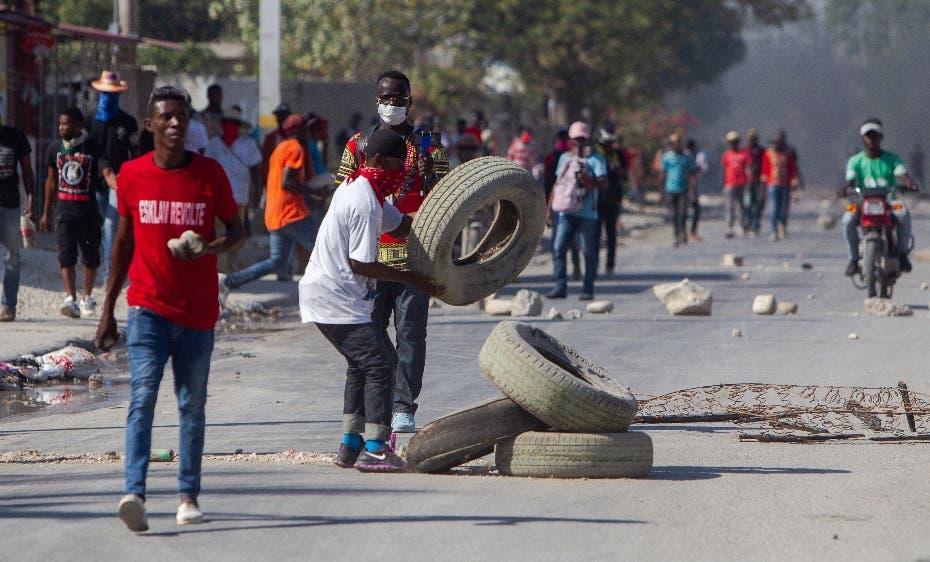 Haití vive primera de 2 jornadas de huelga para denunciar clima de violencia