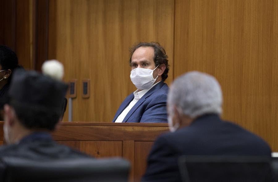 Testigo brasileño continuará hoy declaración en juicio Odebrecht