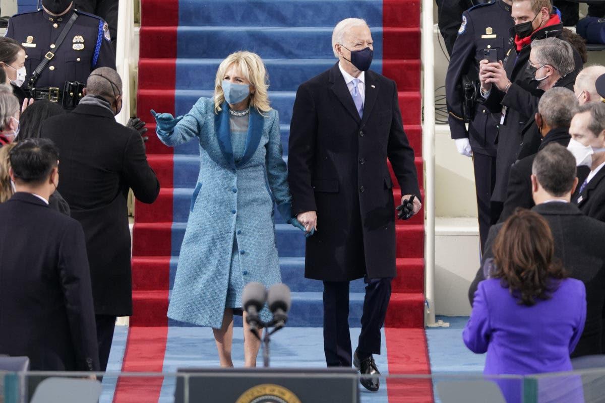 FOTOS: Toma de posesión del presidente de EUA, Joe Biden