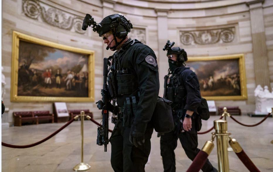 """Foros radicales preparan  segunda toma del Capitolio y """"alzamiento»"""