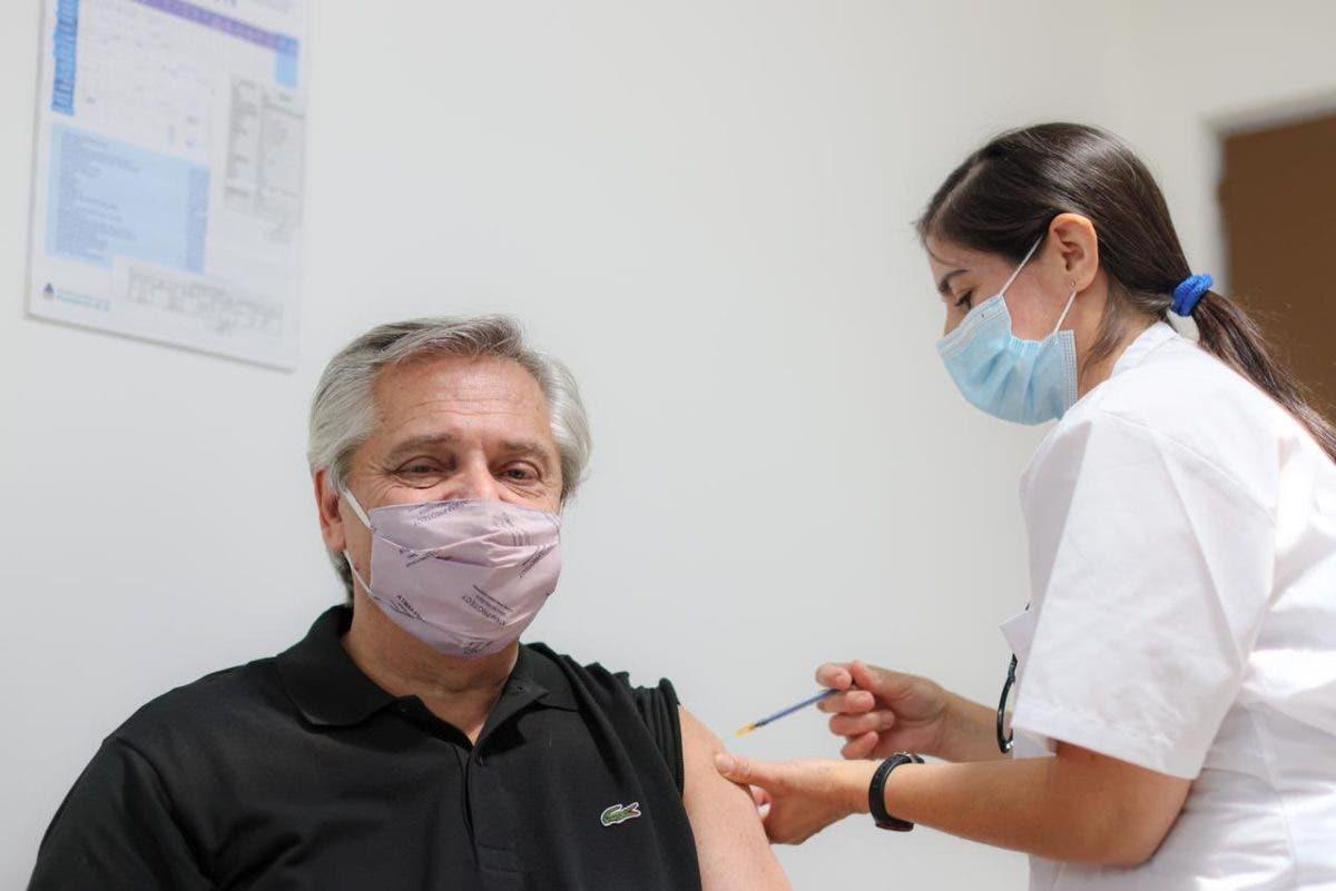 Argentina: Alberto Fernández dio positivo a covid-19 a más de un mes de vacunado