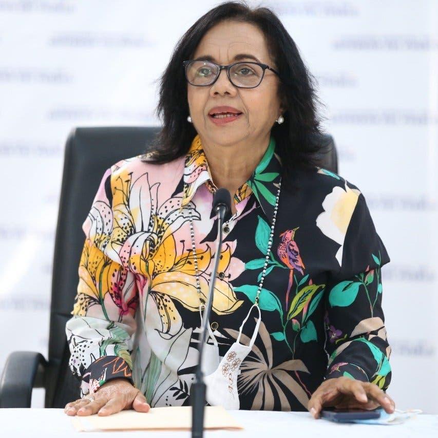 Altagracia Paulino se entrevista a la Defensoría del Pueblo; aspira orientar ciudadanos sobre sus derechos