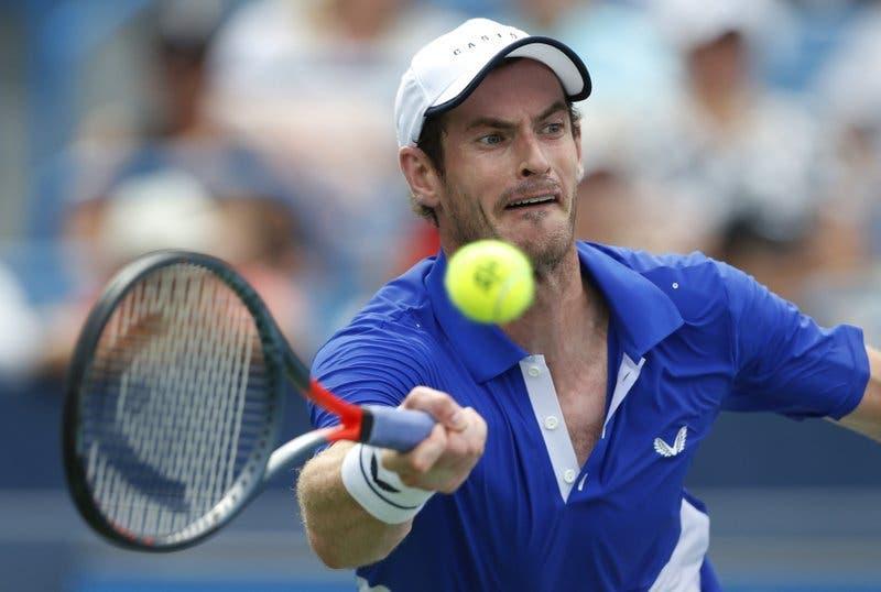Andy Murray da positivo al coronavirus en Gran Bretaña antes viajar para el Abierto de Australia