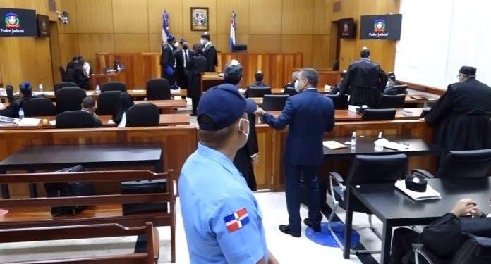 Testigos brasileños comparecen hoy a juicio Odebrecht