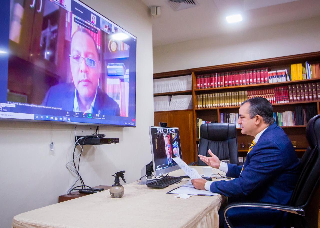 Presidente de la JCE en procura de revisar Ley de Partidos por contradicciones y otras falencias