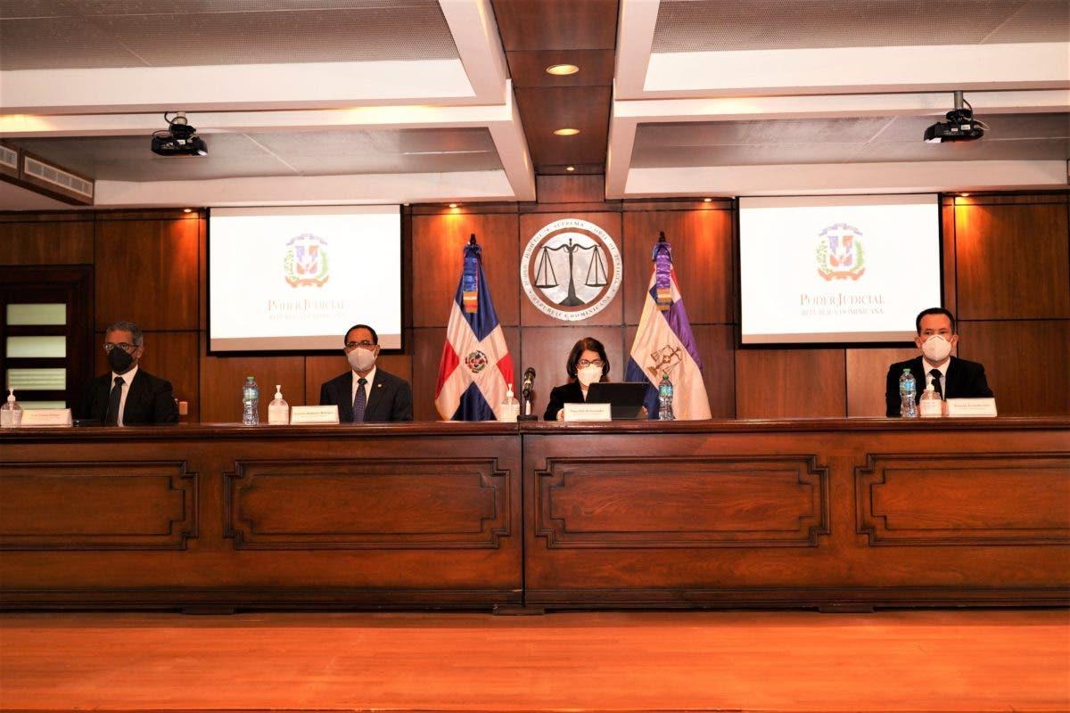 Consejo de Poder Judicial dice hay campaña de descrédito contra Luis Henry Molina