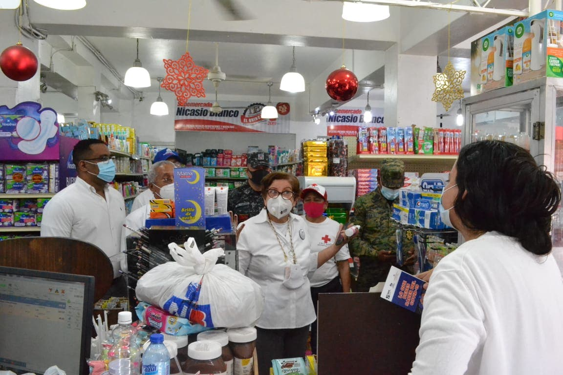 Realizan operativo anti-COVID en Hermanas Mirabal