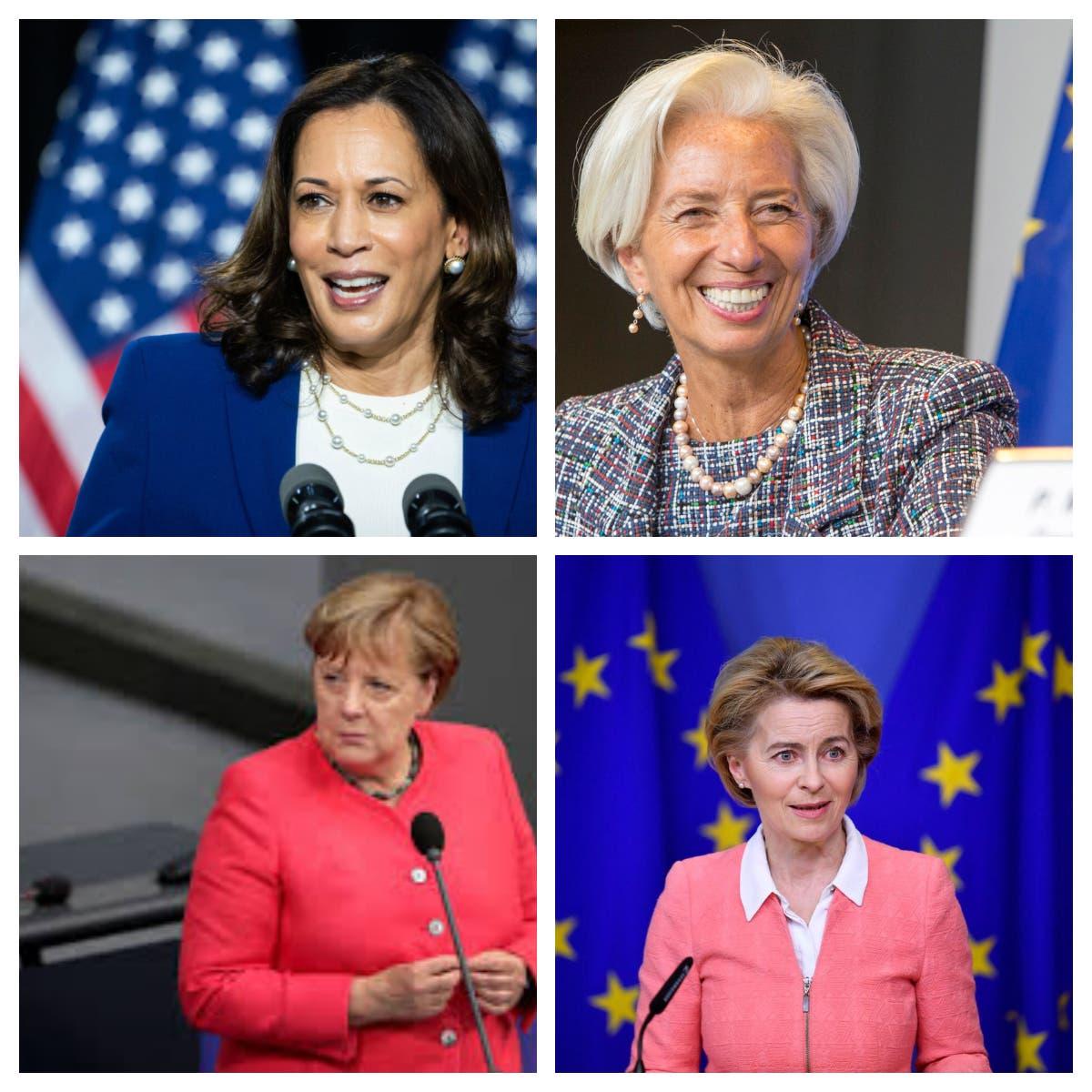 Las cinco mujeres más poderosas del mundo