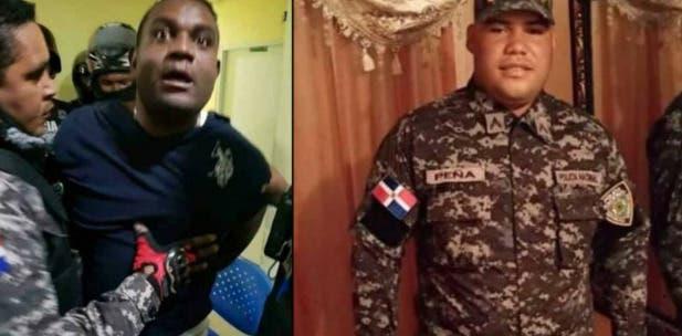 La medida impuesta a un teniente mató a un cabo en clínica de Los Alcarrizos