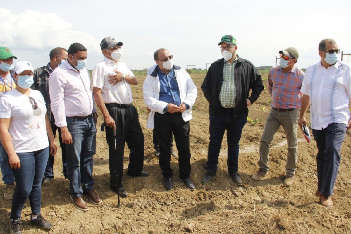 Gobierno brindará asistencia técnica y financiera a proyecto en Montecristi