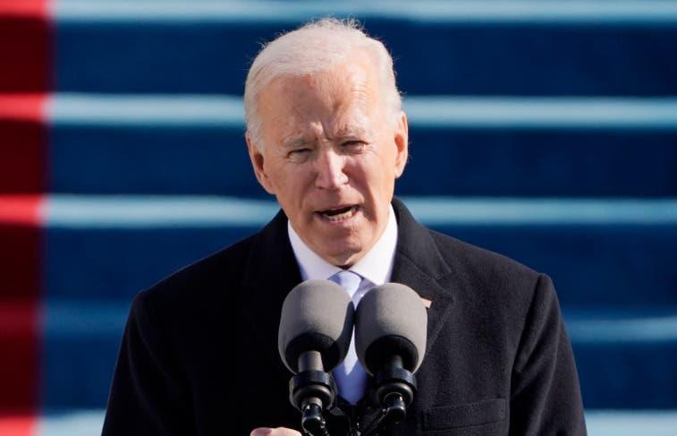 Biden asume la presidencia de EEUU: «La democracia venció»