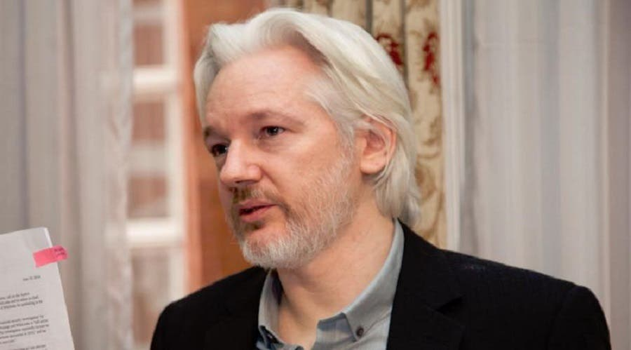Assange cuestiona las promesas de EE.UU. sobre su trato en prisión