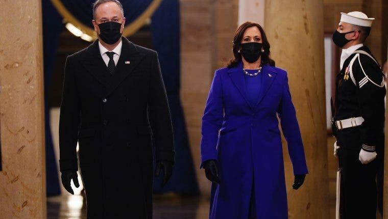 Sócrates Mckinney analiza el «look» de Kamala Harris, la nueva vicepresidenta de USA,en toma de posesión