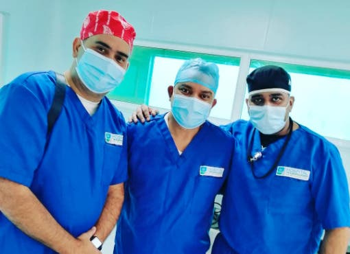Opera en el Ney Arias Lora últimos pacientes se accidentaron en feriado