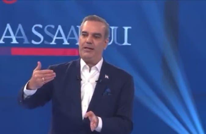 Luis Abinader: Este Gobierno ayudará a todos a tener su vivienda