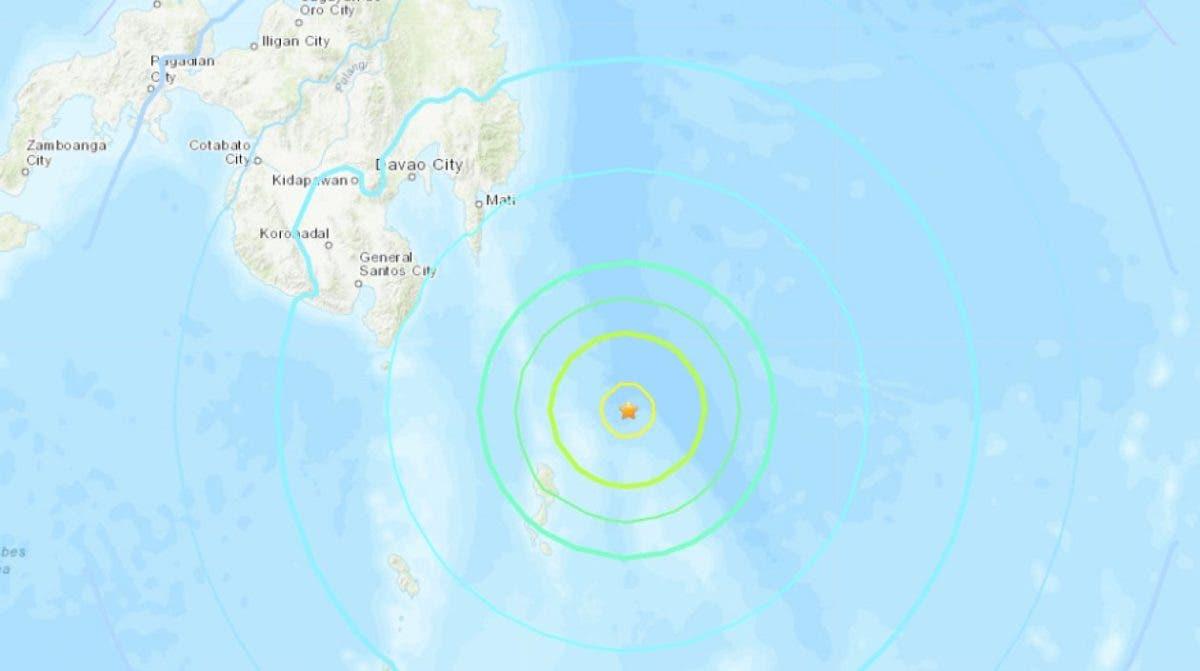 Terremoto magnitud 7 sacude Filipinas