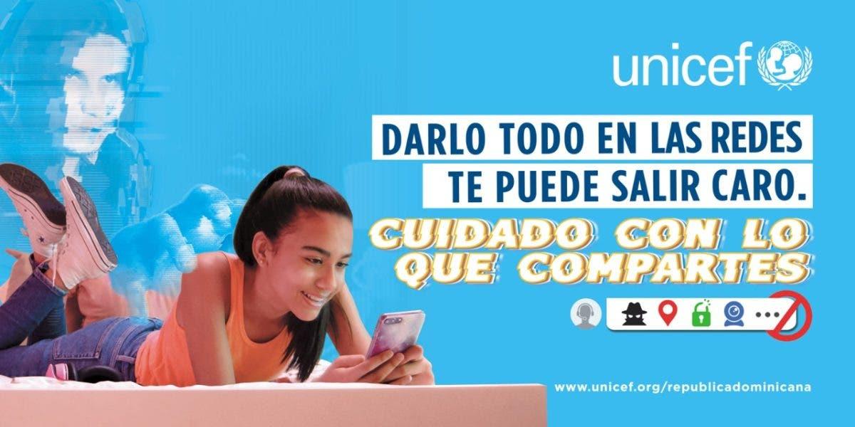 UNICEF lanza campaña sobre riesgo de niños sufran violencia en línea durante la pandemia