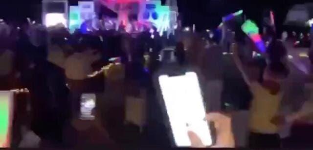 Causa indignación en redes supuesta fiesta en Punta Cana