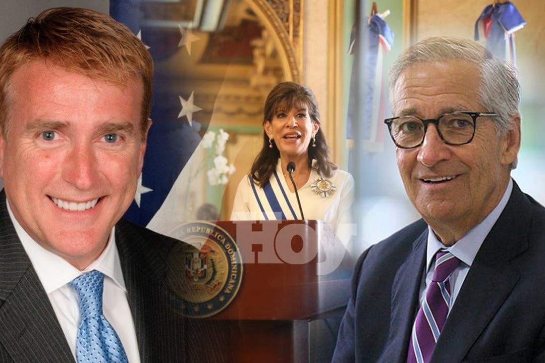 Embajadores de Estados Unidos en RD han tenido sus encuentros y desencuentros