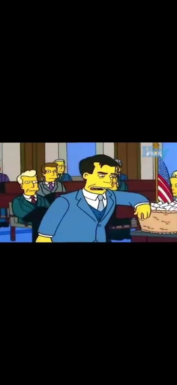 ¿Los Simpson lo volvieron a hacer?