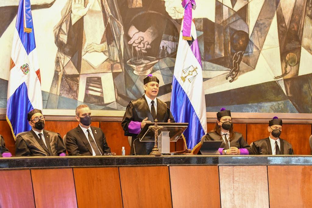 SCJ da a conocer resolución para juicios disciplinarios relativos a los abogados