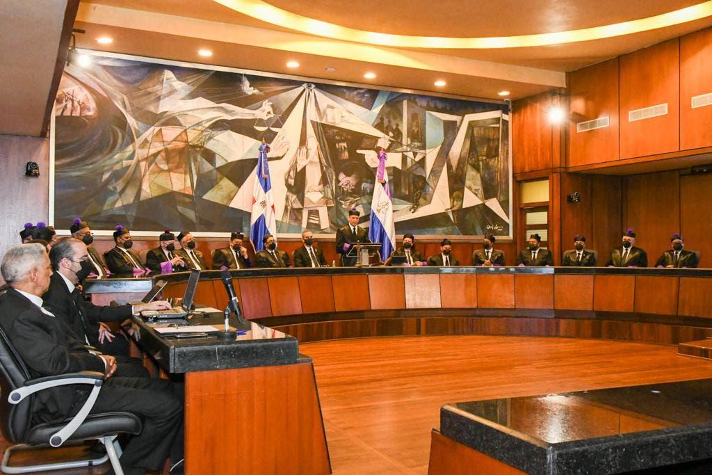 Presidente de la SCJ destaca colaboración nueva PGR para poner al día expedientes pendientes